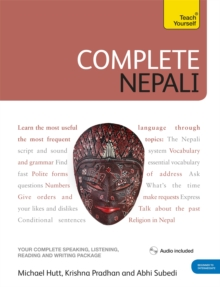 Complete Nepali Beginner to Intermediate Course : (Book and audio support), Mixed media product Book