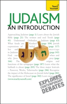 Judaism - an Introduction: Teach Yourself, Paperback Book