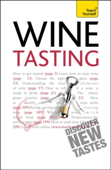 Wine Tasting, Paperback / softback Book