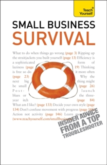 Small Business Survival: Teach Yourself, Paperback / softback Book
