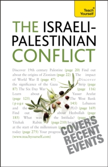 Understand the Israeli-Palestinian Conflict: Teach Yourself, Paperback / softback Book