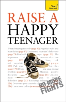 Raise a Happy Teenager: Teach Yourself, Paperback Book