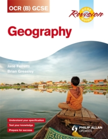 OCR (B) GCSE Geography Revision Guide, Paperback Book