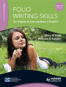 Folio Writing Skills for Higher and Intermediate 2 English, Paperback Book