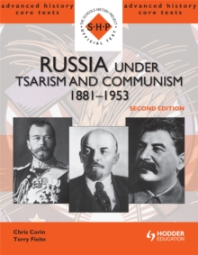 Russia under Tsarism and Communism 1881-1953 Second Edition, Paperback / softback Book