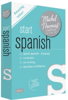 Start Spanish (Learn Spanish with the Michel Thomas Method), CD-Audio Book