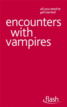 Encounters with Vampires: Flash, Paperback / softback Book