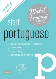 Start Portuguese (Learn Portuguese with the Michel Thomas Method), CD-Audio Book