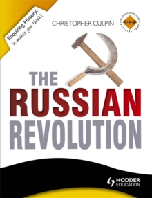 Enquiring History: The Russian Revolution 1894-1924, Paperback Book