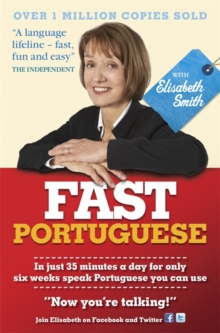 Fast Portuguese with Elisabeth Smith (Coursebook), CD-Audio Book