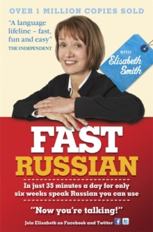 Fast Russian with Elisabeth Smith (Coursebook), CD-Audio Book