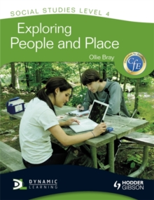 CfE Social Studies Level 4: Exploring People and Place, Paperback Book