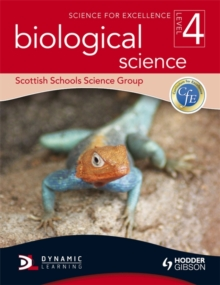 Science for Excellence Level 4: Biological Science : Biological Science Level 4, Paperback Book