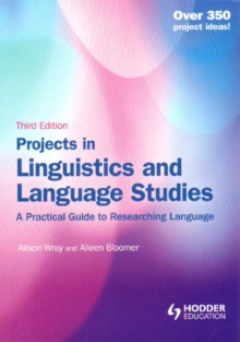 Projects in Linguistics and Language Studies, Paperback / softback Book