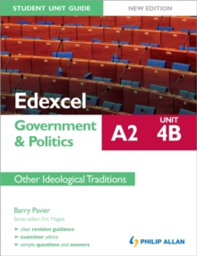 Edexcel A2 Government & Politics Student Unit Guide New Edition: Unit 4B Other Ideological Traditions, Paperback Book