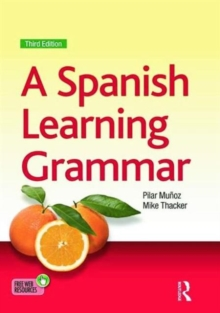 A Spanish Learning Grammar, Paperback Book