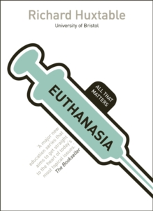 Euthanasia: All That Matters, Paperback Book
