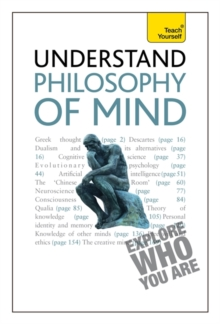Philosophy of Mind: Teach Yourself, Paperback / softback Book