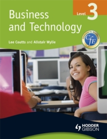 Business Education and Technology for CfE Level 3, Paperback Book