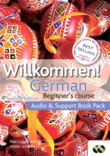 Willkommen! German Beginner's Course 2ED Revised : Audio and Support Book Pack, Mixed media product Book