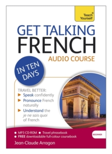 Get Talking French in Ten Days, CD-Audio Book