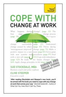 Cope with Change at Work: Teach Yourself, Paperback Book