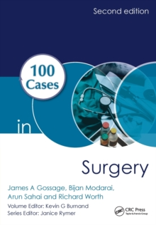 100 Cases in Surgery, Paperback / softback Book