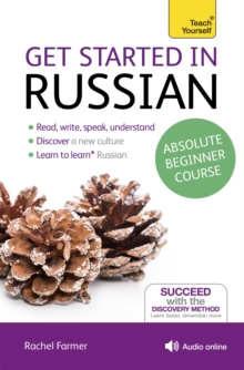 Get Started in Russian Absolute Beginner Course : (Book and Audio Support), Mixed media product Book