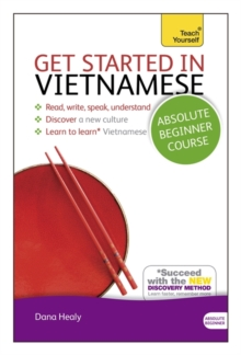 Get Started in Vietnamese Absolute Beginner Course : (Book and Audio Support), Mixed media product Book