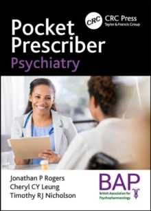 Pocket Prescriber Psychiatry, Paperback / softback Book