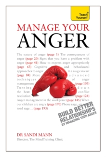Manage Your Anger: Teach Yourself, Paperback Book
