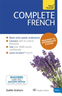 Complete French (Learn French with Teach Yourself) : Book: New edition, Paperback Book