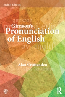 Gimson's Pronunciation of English, Paperback Book