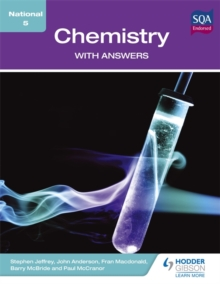 National 5 Chemistry with Answers, Paperback Book