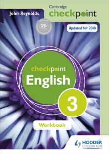 Cambridge Checkpoint English Workbook 3, Paperback / softback Book
