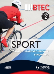 BTEC First Sport Level 2 Third Edition, Paperback Book