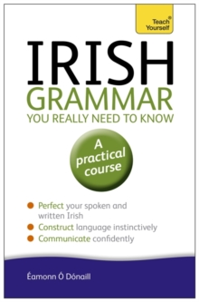 Irish Grammar You Really Need to Know: Teach Yourself, Paperback Book