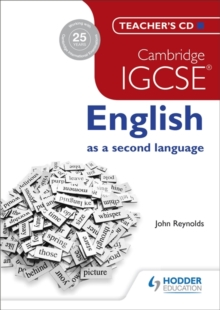 Cambridge IGCSE English as a second language Teacher's CD, Other digital Book