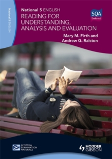 National 5 English: Reading for Understanding, Analysis and Evaluation, Paperback / softback Book