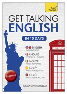 Get Talking English in Ten Days Beginner Audio Course : Audio MP3 DVD, CD-Audio Book
