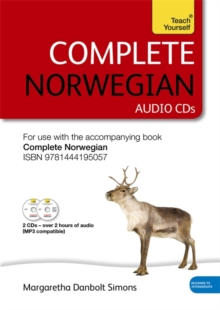 Complete Norwegian Beginner to Intermediate Course : Audio Support: New edition, CD-Audio Book