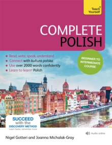 Complete Polish Beginner to Intermediate Course : (Book and audio support), Mixed media product Book