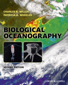 Biological Oceanography, Paperback / softback Book