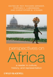Perspectives on Africa : A Reader in Culture, History and Representation, Hardback Book