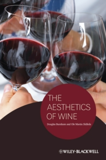 The Aesthetics of Wine, Hardback Book