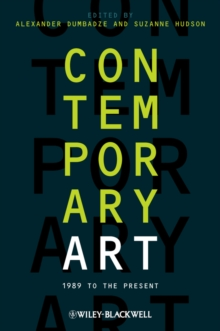 Contemporary Art : 1989 to the Present, Hardback Book