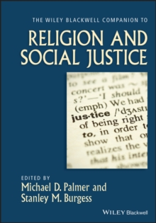The Wiley-Blackwell Companion to Religion and Social Justice, EPUB eBook