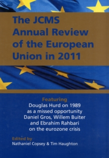 The JCMS Annual Review of the European Union in 2011, Paperback Book