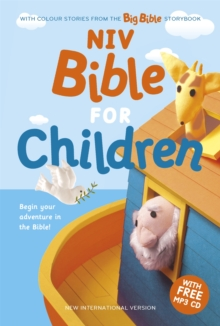 NIV Bible for Children : (NIV Children's Bible) With Colour Stories from the Big Bible Storybook, Hardback Book