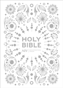 NIV Pocket White Gift Bible, Hardback Book
